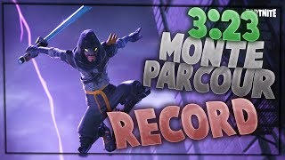 MONTE&STEEL PARCOUR RECORD in 3:23! | FLEDERMOYS