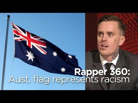 Australian flag represents racism: 360