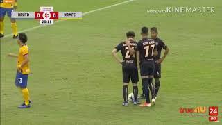 Siêu phẩm sút phạt Lương Xuân Trường  Buriram United vs Nakhon || NTH CN