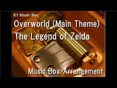 Koji Kondo - The Legend Of Zelda Main Theme