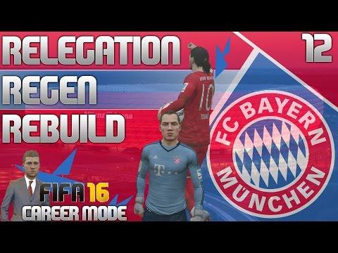 FIFA 16 Bayern Munich Career Mode - RRR - E12