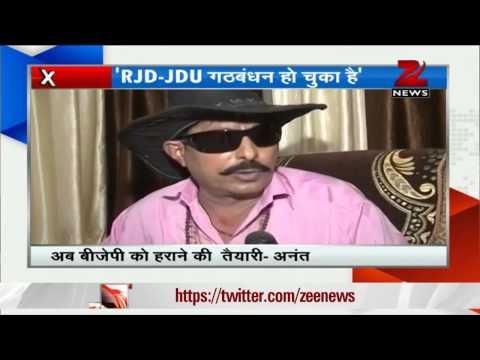 RJD-JD(U) join hands against BJP