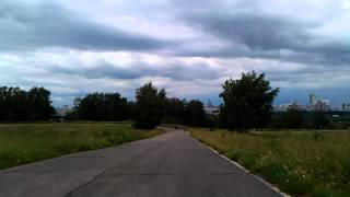 e-bike moscow riding #7 (Krylatsky Hills)