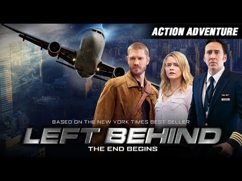 Hollywood Movies 2017 | Left Behind | Nicolas Cage, Lea Thompson | Hollywood Action Movies thumbnail
