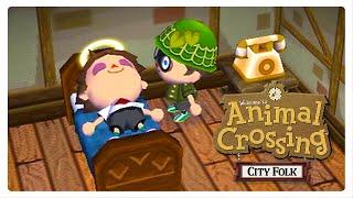 Invading NICK'S TOWN! - Animal Crossing: City Folk