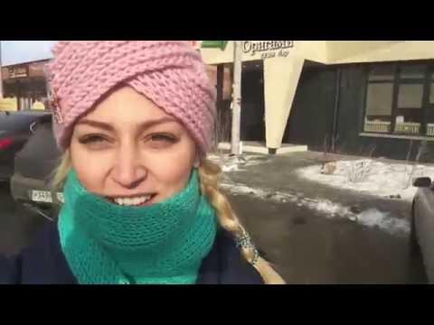 VLOG Сибирь/Родные пенаты/Со мной по Красноярску