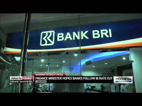 Banking Interest Rate To Follow Bank Indonesia's Move