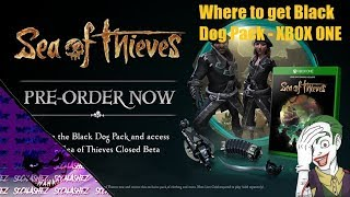 WHERE TO GET THE BLACK DOG PACK (XBOX ONE)
