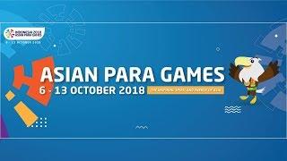 Азиатские Паралимпийские игры : Р.Роелофс/Д.Смит