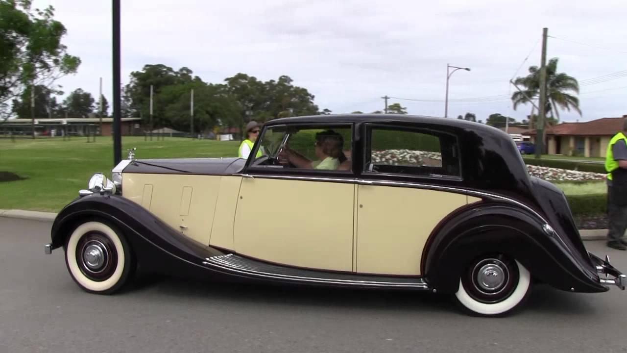1938 Rolls Royce Wraith For Sale 1938 Rolls-royce Wraith 2011