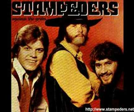 Stampeders - Carry Me