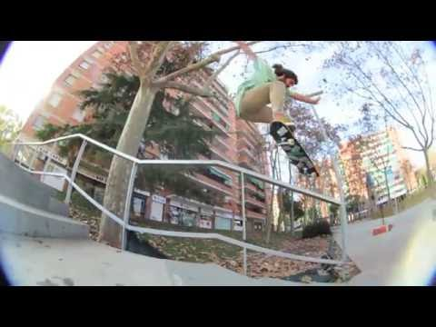 Jart Skateboards - The PROject Carlos Neira