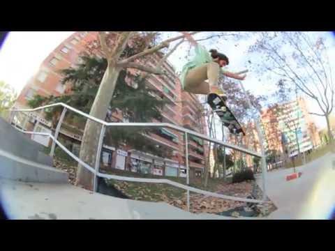Jart Skateboards - The PROject Carlos Neira