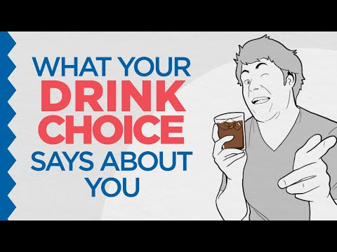 What Your Drink Choice Says About You