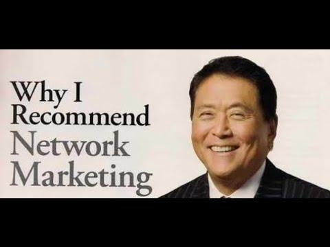 Why Robert Kiyosaki Endorses Network Marketing - NMPRO #1,125