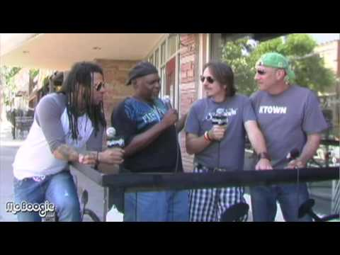 DANNY LOUIS, WALLY INGRAM,&ERIC McFADDEN - STOCKHOLM SYNDROME interview