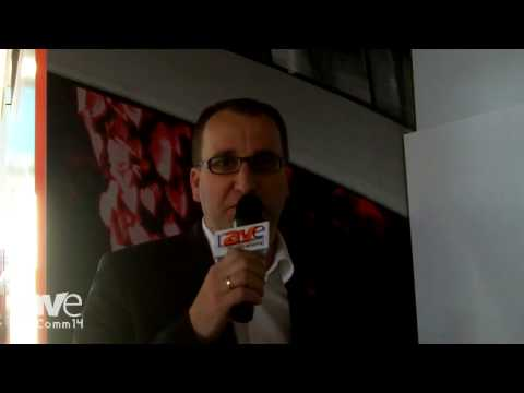 InfoComm 2014: Barco Explains T8 Outdoor Product for Fixed LED Installations