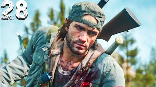 Saving More People (because im the good guy) - Days Gone #28