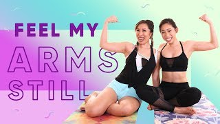 download lagu Feel My Arms Still Workout Challenge  Feel It gratis