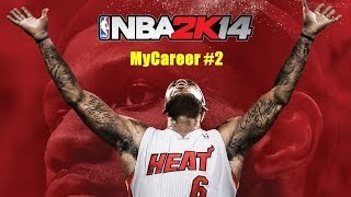 NBA 2K14 - Türkçe Gameplay - MyCareer #2