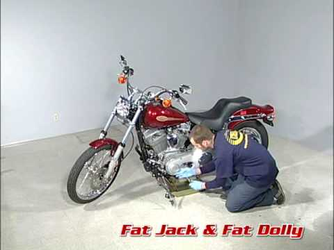 0 K&L Supply Co: Fat Jack and Dolly (Jacks for Motorcycles)