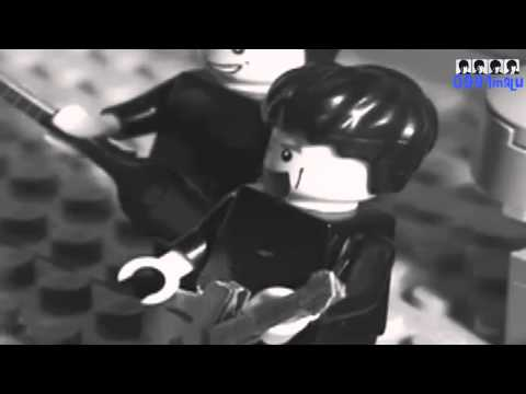 Help! The Beatles LEGO [HD]