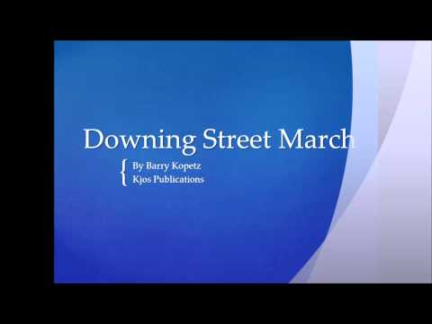 """Downing Street March"""