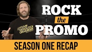 ROCK THE PROMO RECAP - Episode 9 feat. Edge (Not Hosted by Joe Santagato)