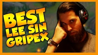 Best Lee Sin Gripex - League of Legends