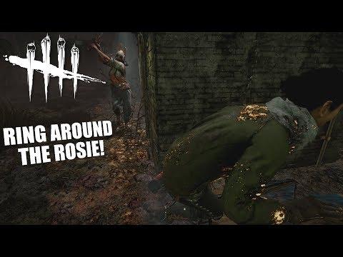 RING AROUND THE ROSIE! | DbD Survivor