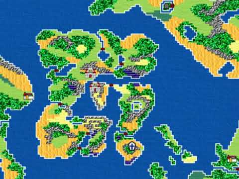 【MIDI】Dragon Quest Ⅱ(All playing sounds)