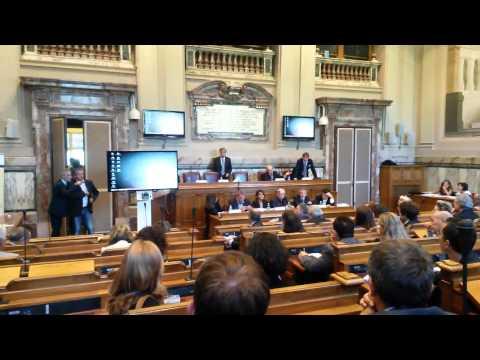 Roma, verso lo sciopero sociale bloccato convegno al Cnel 1 di 4