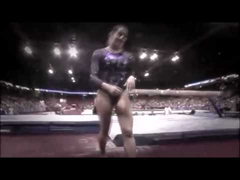 Alicia Sacramone - WELCOME BACK