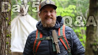 Is Lockdown Legal and Q&A - Day 5 of 30 Day Survival Challenge Maine Lockdown
