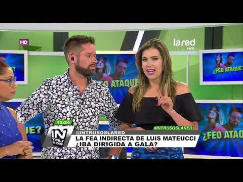 ¿Feo ataque contra Gala Caldirola? El descargo de Luis Matteucci por defender su amor con Oriana