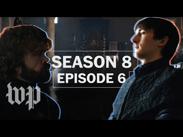 The End of the Iron Throne | 'Game of Thrones' Season 8, Episode 6 Analysis thumbnail