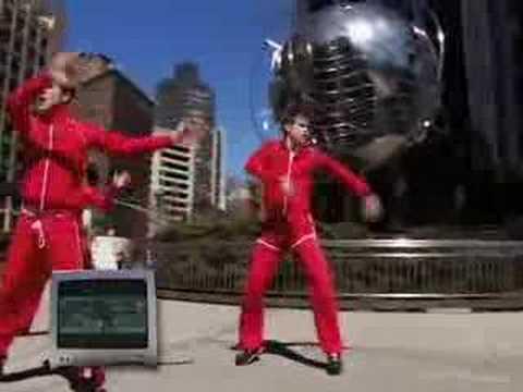 Varsity Interpretive Dance Squad - Black Eyed Peas - Pump It