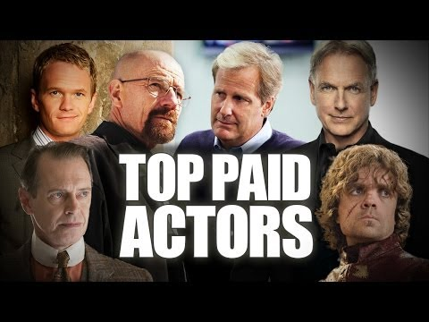 Top 10 Highest Paid Actors on Television
