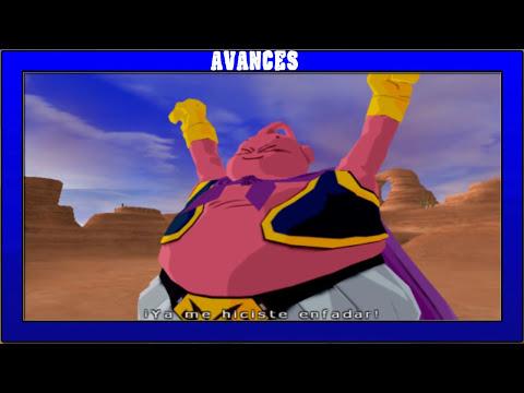 Dragon Ball Z Budokai Tenkaichi 3 Version Latino | Goku vs Vegeta Maligno ( Saga Majin Buu )