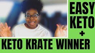 Full Day Of Eating Keto For Weight Loss 2020 I Keto Krate Winner I Summer Shredding 2020
