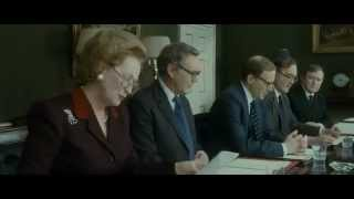 "The Iron Lady - Cabinet Meeting Scene (""Cowardice"")"