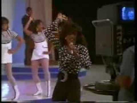Ike and Tina Turner shake your tail feather