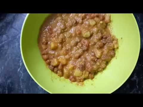 Vlog || Amazon pantry haul mini || Chana curry