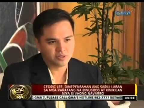 Cedric Lee Exclusive Interview Denise Millet Cornejo Interview
