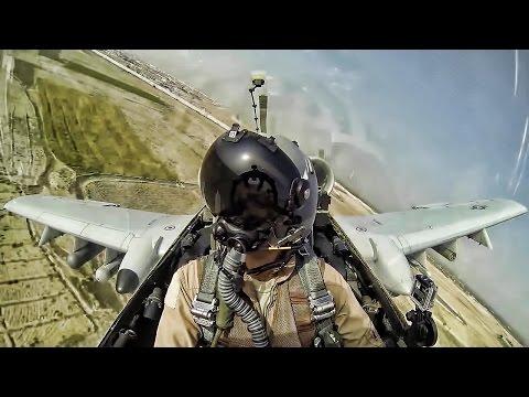 A-10 Thunderbolt II GoPro Takeoff