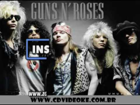 Guns N' Roses   Yesterday