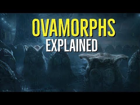 Ovomorphs Explained (Xenomorph Eggs)