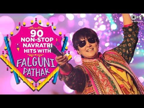 90 Non Stop Falguni Pathak - 90 Non Stop Phalguni Pathak | Phalguni Pathak