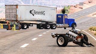 BEST CRASHES OF 2018 #1 - BeamNG Drive | CRASHdriven
