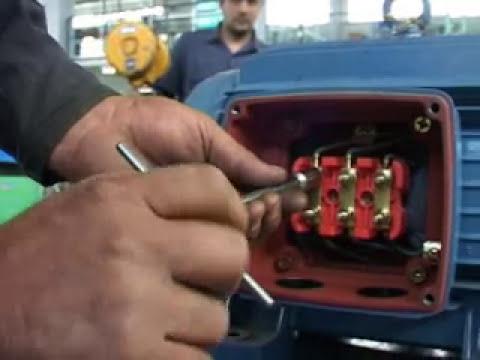 bobinado pequeños motores